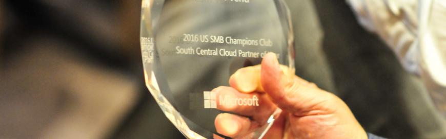 Team Venti Earns Microsoft's SMB Cloud Partner of the Year Award for Fourth Consecutive Year